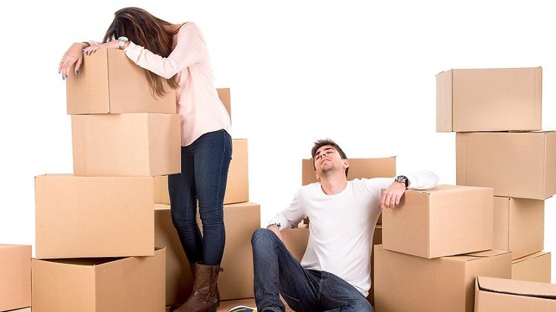 也有比搬新家裝包更辛苦的事嗎